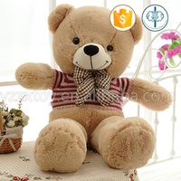 2016 popular giant soft plush teddy bear