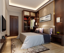 Fashion Hotel High quality Bedroom Furniture for Single Room