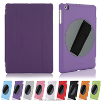 New Design 9 Colors Handheld Back Cover For Ipad Mini 1 2 3 For Ipad Air 2 Case Rotating