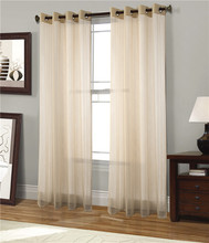 wholesale good quality window 80gsm fancy voile curtain