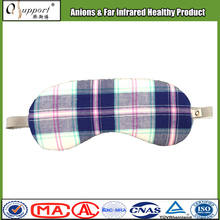 Health care product China Qsupport brand eye sleep mask with massage anions particles