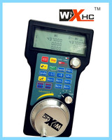 CNC wireless usb cnc remote controller , LCD, USB, Programmable