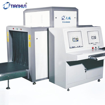 TX-6550 X-RAY Security Machine