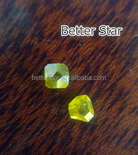 HPHT /CVD synthetic cheap rough industrial loose diamonds