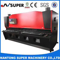 Hydraulic MS Cutting Shearing Machine with Hot Sale
