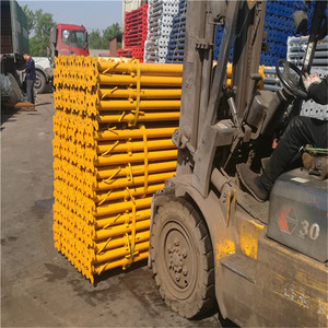 Light Duty Q235 Big Factory Competitive Price Painted Support Shoring Post Sale Scaffolding Steel Prop For African