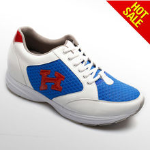 Fashion Breathable Sports Shoes Men Sneaker/Elevator Shoes