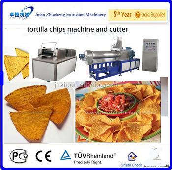 tortilla chip making machine