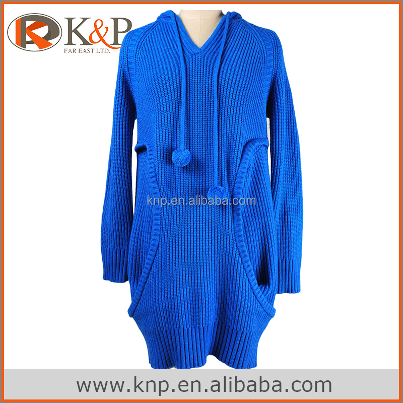 5081 Fashion stylish long sweater designs for ladies