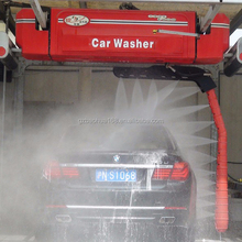 Rotate single arm Semi-automatic car wash machine