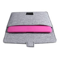 new design good protection 3mm felt laptop sleeve