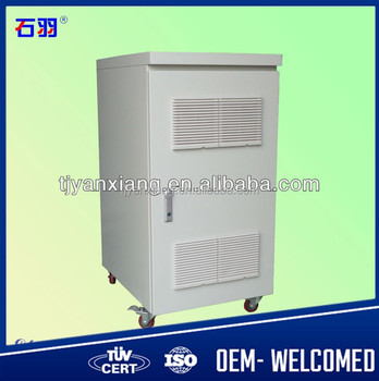 Outdoor telecom cabinets