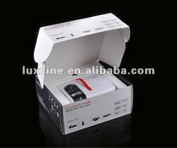Newest! Hot seller! portable mini multimedia projector 720p