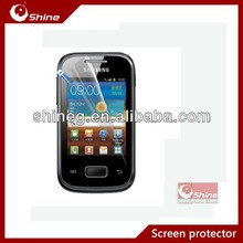 High clear sreen protector for Samsung s5300