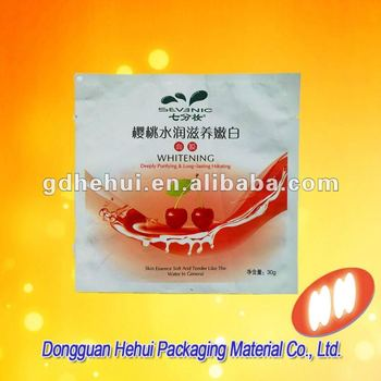 Cosmetic Bag for beauty mask