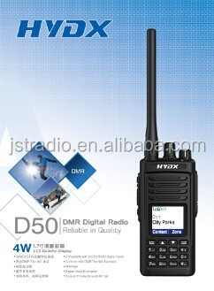 HYDX D50 Made In China Licence Free Walkie Talkie Amplifier