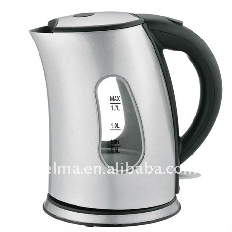 Stainless steel electric kettle(1.7L)