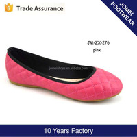 2016 factory comfortable lady flat shoes soft sole women shoes china cheap flat shoes
