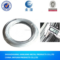 electro galvanized iron wire/zinc coating surface treatment iron wire/hot dipped galvanized iron wire