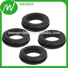 Excellent Electrical Insulation EPDM Rubber Bland Grommet