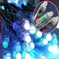 Effect lighting module led pixel string programmable for display