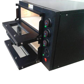 PF-ML-NB300 PERFORNI Mild steel CE & RoHs certificate electric pizza oven for food processing