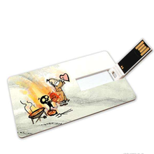 2017 Hot Selling Usb Card Free Sample Credit Usb Business Card, Business Card Memory Stick