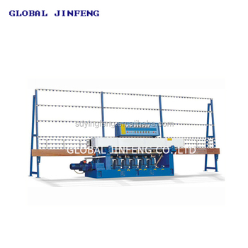 JFR-225 Glass Straight line edge and round OG edge polishing machine