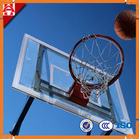 tempered glass composite basketball backboard