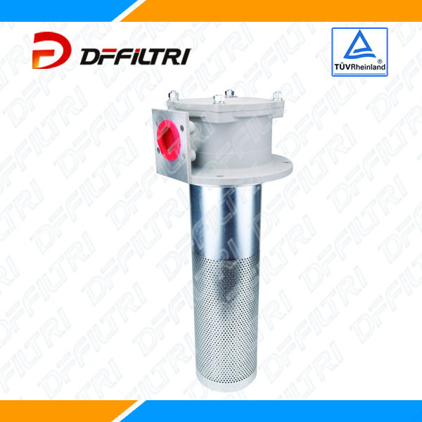 WY Hydraulic Magnetic Return Oil Filter/High Strength Carbon Steel Skeleton Filter Medium Material