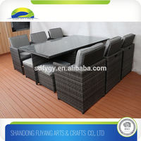 Outdoor Furniture Wicker Rattan Dining Tables Bar Stools