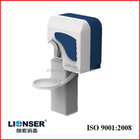 LIONSER Advanced Touch-Free Instant Hand Sanitizer Dispenser
