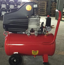 portable 24liter piston type air compressor
