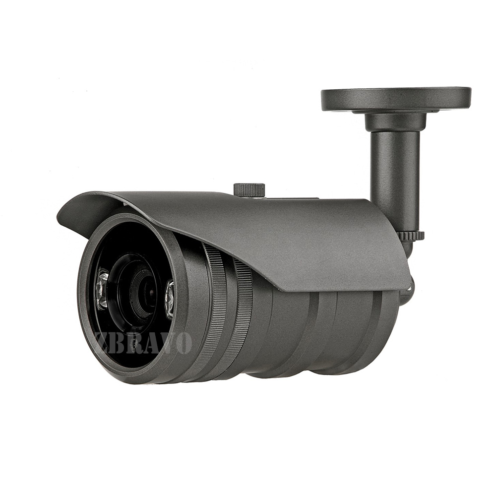 Sony CCD 960TVL Low lux IP66 Waterproof Security Bullet Camera with Wide Dynamic Range