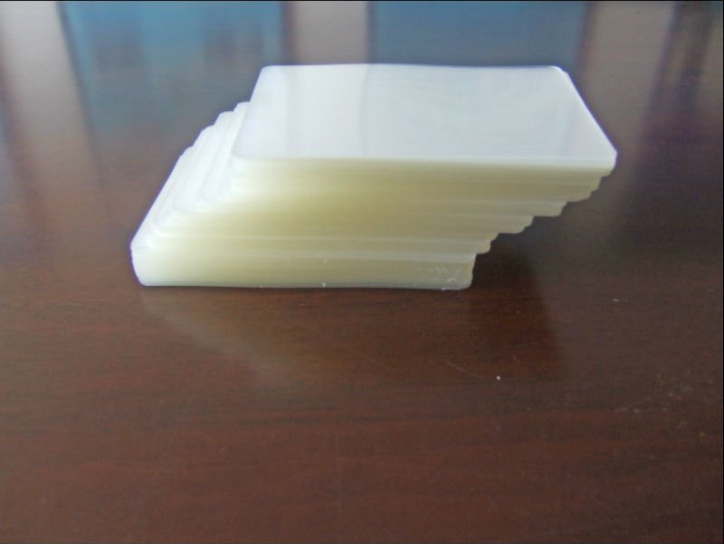 card soft plastic film