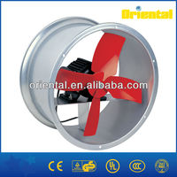axial ventilator fans industrial exhaust fan
