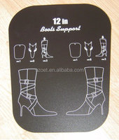 extension boot shaper, plastic boot support insert