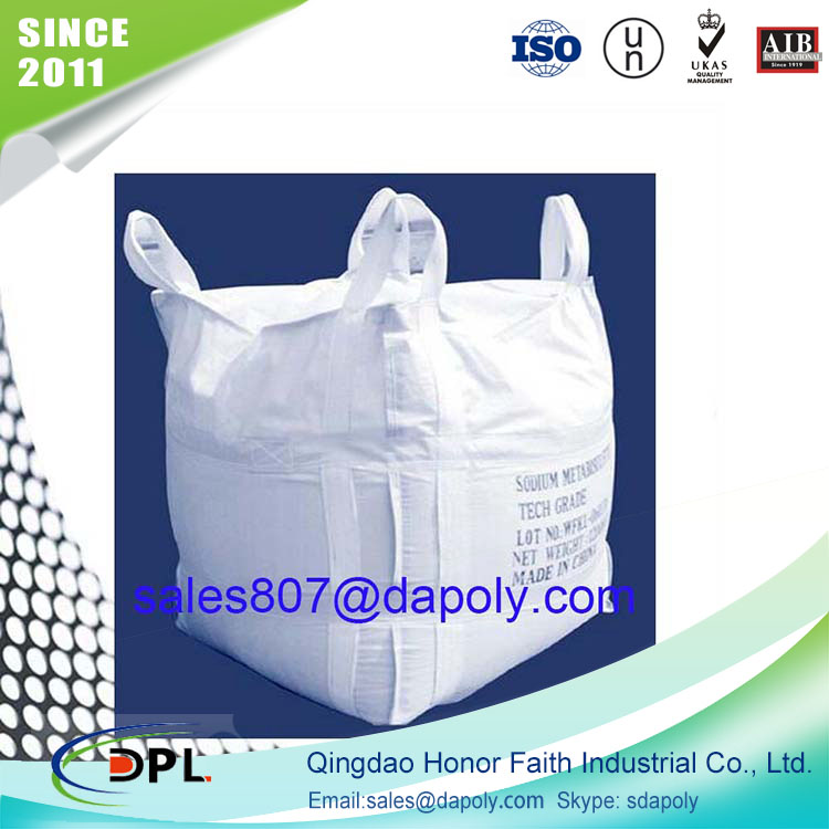 Professional China factory high qualiy cement bag jumbo size