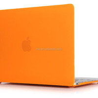 Rubberized Coating Case For Mac Book