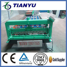 clip locked aluminum metal roofing stamping machines for sale Innovative