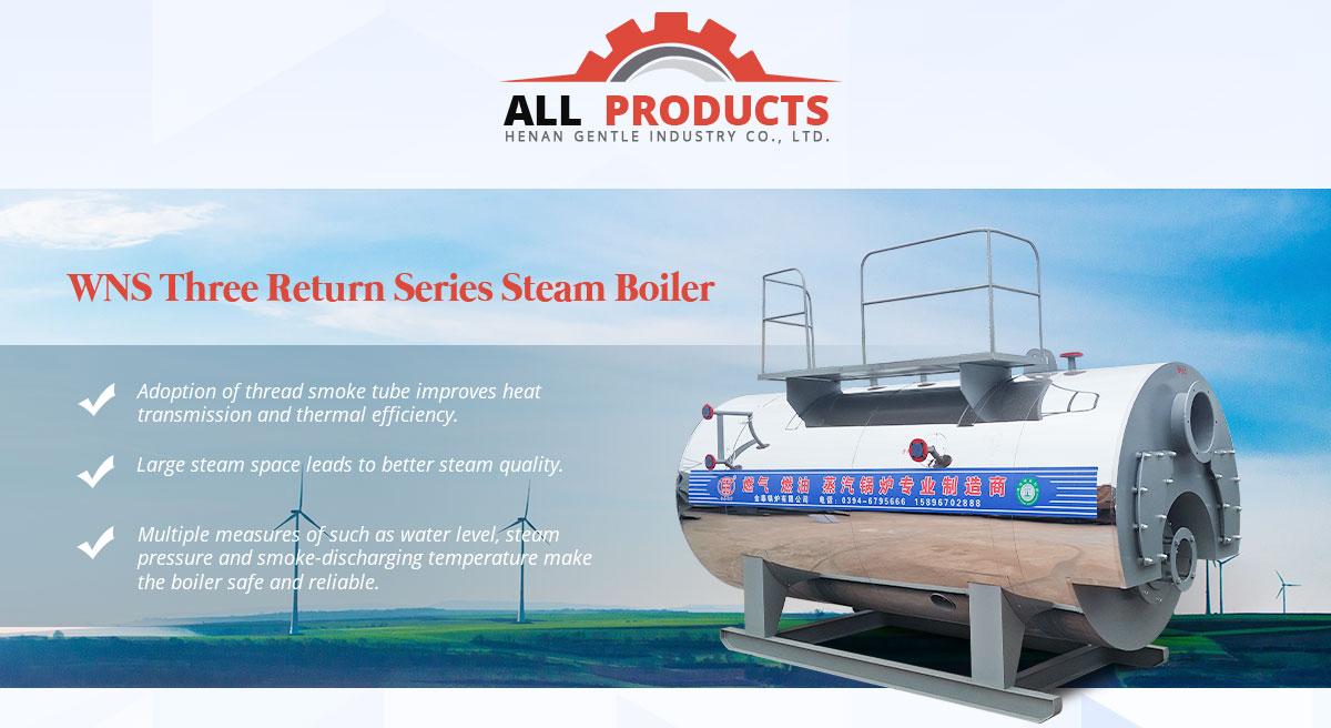 Henan Gentle Industry Co., Ltd. - steam boiler, thermal oil boiler