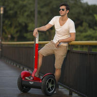 Sunnytimes high speed two wheel self balancing electric standing vehicle, mini electric vehicle city scooter STS-03