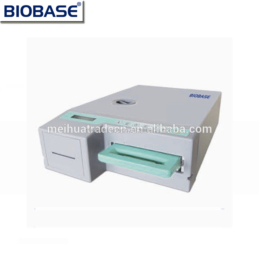 BIOBASE 2017 High Quality Ophthalmic Autoclave Cassette Type Autoclave Sterilizer for Dental Using