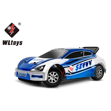 4WD rc truggy 2.4G 1:18 scale full proportional high speed rc car