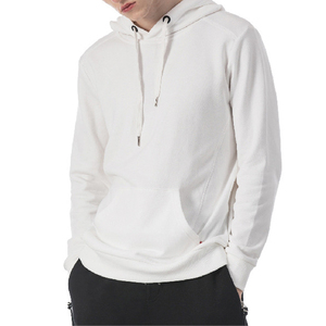 Custom Made Men Hoodies High Quality Basic Plain Dyed Unisex Printing Pullover Hoodies With Hood