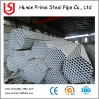 carbon ERW Galvanized Square/Rectangular Steel Pipe/Tube/pipes
