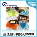 Hot Sale Food -grade Silicone Table Mat Dinner Mat