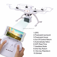 CG035 RC Drone With WiFi FPV HD1080P Gimbal Camera, Double GPS ,Brushless Motor follow me GPS drone long range