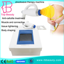 acoustic shockwave cellulite reduction shockwave physiotherapy spa equipment