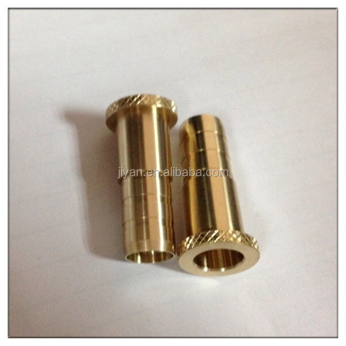 profession supply Brass metal pipe smoking accessories